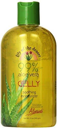 Lilly of the desert - Gel hydratant à l'aloé vera - gel 360 ml - Pour une peau souple et douce