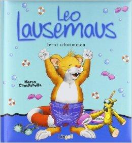 Leo Lausemaus lernt schwimmen (Lingoli) von Marco Campanella ( 12. Januar 2012 )