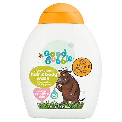 Good Bubble Gruffalo Hair & Body Wash with Prickly Pear Extract 250ml