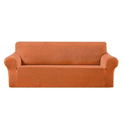 WLYX Funda de Punto Jacquard Estiramiento Sofá Cover for Sala de Estar Muebles Tejido Spandex Protector (Color : I, Size : 1 Seats(35-55in))