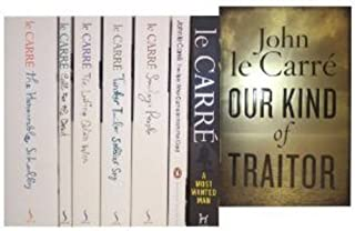 John Le Carre Series Collection: Honourable Schoolboy , Call for the Dead, Smiley's People,the Looking Glass War , the Spy...