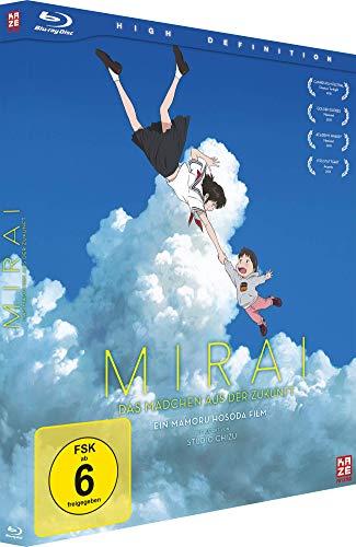 Mirai - Das Mädchen aus der Zukunft - Deluxe Edition (Limited Edition) [Blu-ray]