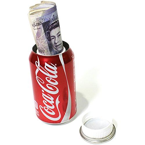 Coca-Cola Dose als Geheimversteck