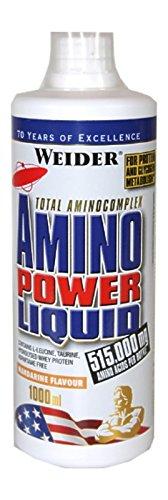 Weider - Amino Power Liquid, 1L Flasche Weider-Partnershop