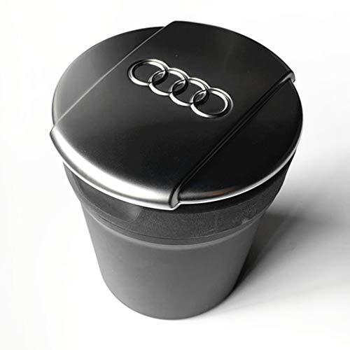 Auto Aschenbecher Fit Audi Marke Matte Original Müll Münze Lagerung Becher Container Zigarre Aschenbecher Audi A5 A7 Q5, etc.