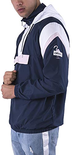 Cayler & Sons C&s Wl Camingo Half Zip Windbreaker Windjack voor heren