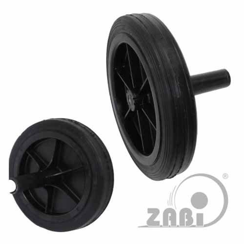 zscale ZAB-S Mülltonnen (Code: 60TK-A) Mülleimer Räder mit/ohne Achse Zubehör Ersatzteile