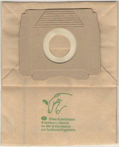Elettrocasa AG7 Sacchetto per la polvere accessorio e ricambio per aspirapolvere