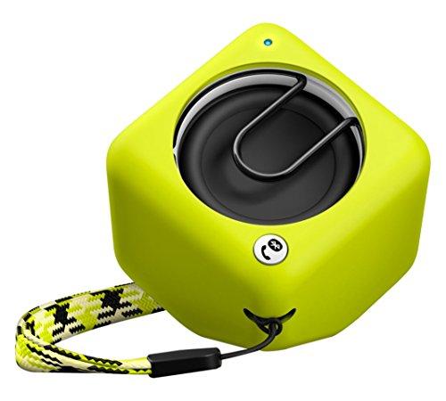 Philips Tragbarer, kabelloser Lautsprecher BT1300L/00 - Bluetooth Lautsprecher, mit Integriertes Mikrofon für Freisprechfunktion bei Anrufen