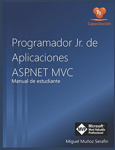 Programador Jr. de aplicaciones ASP.NET MVC: Manual de estudiante