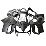 ZXMOTO Motorcycle Bodywork Fairing Kit For Honda CBR600 F4i 2001-2003 2002 ABS Injection Painted Matte Black