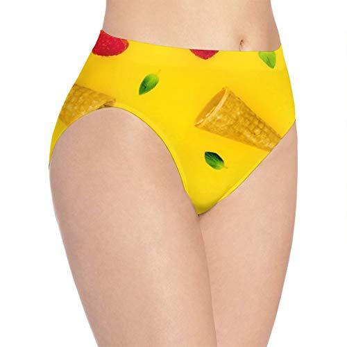 qingdaodeyangguo ropa interior para mujer guitarra eléctrica personalizada bikini breve hipster bragas...