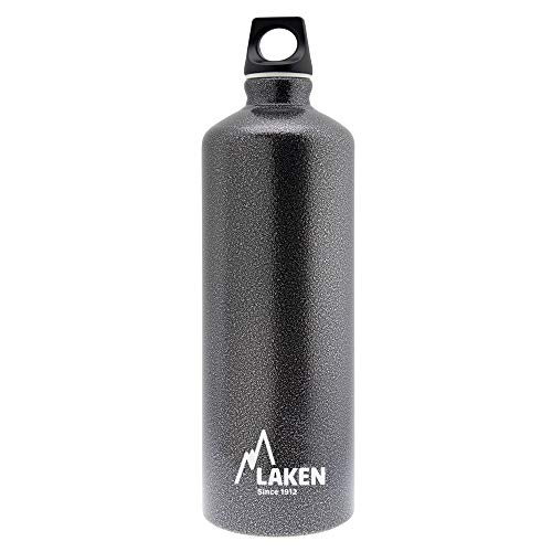 Laken Futura Botella de Agua, Cantimplora de Aluminio Boca...