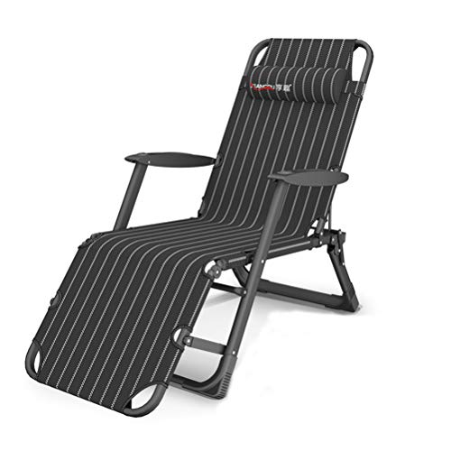 YQ WHJB Zero Gravity Lounge Chairs,extra Wide Garden Folding...