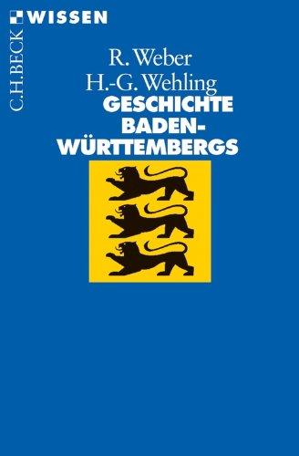 Geschichte Baden-Württembergs (Beck'sche Reihe 2601)