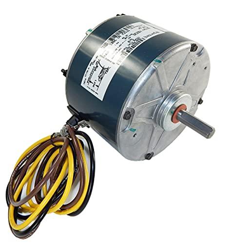 Carrier Condenser Motor 5KCP39EGS070S 1/4 hp, 1100 RPM, 208-230V Genteq # 3905
