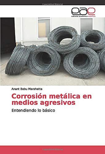 Corrosión metálica en medios agresivos: Entendiendo lo básico