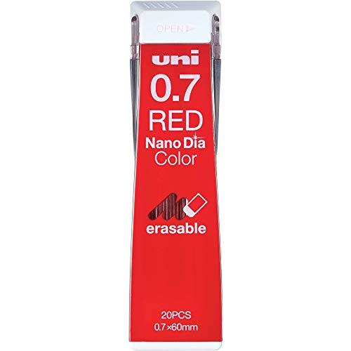 三菱鉛筆 uni カラーシャープ替芯 レッド U07202NDC.15