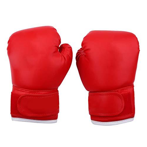 Ruiqas Guantes de boxeo de boxeo, guantes de entrenamiento para gimnasio, guantes de entrenamiento de artes marciales