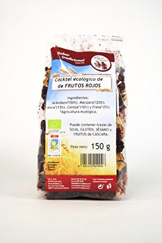 Horno de Leña Coctel De Frutos Rojos Eco 150 g