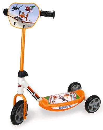 Smoby - 450162 - Véhicule pour enfants - Trottinette 3 Roues - Planes