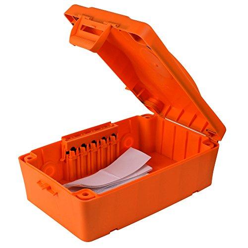 Masterplug IP54Weatherproof Electric box–arancione