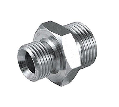 Hidráulico Adaptador, SAE o anillo Boss macho menos o anillo X BSP macho