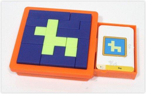 14pcs Puzzle Défi Enfant Tangram Puzzle Enfants intellectuelle Puzzles Grand cadeau
