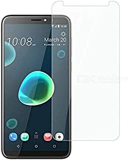 HTC Desire 12 Plus Tempered Glass Screen Protector 2.5D For Desire 12 Plus By Muzz
