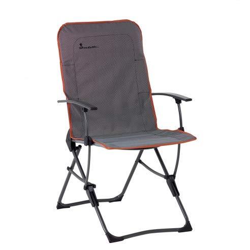 Isabella campingstoel Balder North lichtgrijs