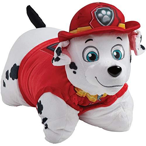 "Pillow Pets Nickelodeon Paw Patrol, Marshall Dalmatian, 16"" Stuffed Animal Plush Toy"