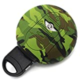 Finest-Folia MIB - Funda de silicona para llave de coche con 3 botones, diseño de camuflaje