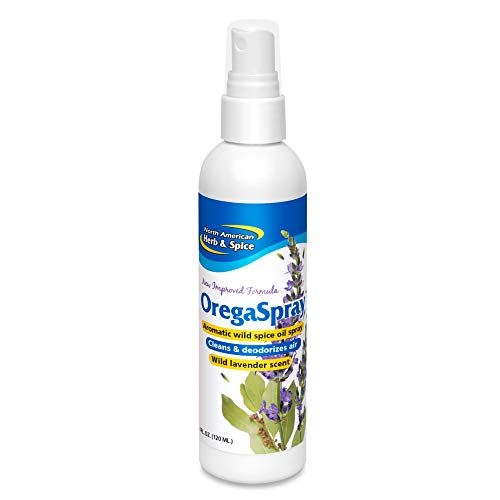 North American Herb and Spice, Oregaspray, 4-Ounces