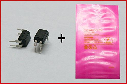 5X Optokoppler LTV817 PC817 817 Liteon DIL4