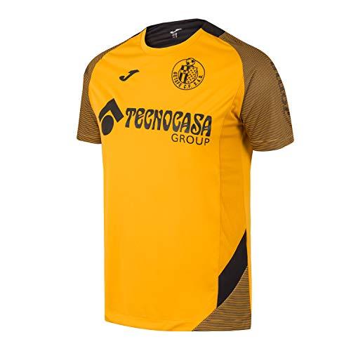 Getafe C.F., S.A.D. Camiseta M/C Entreno Players, Amarillo,