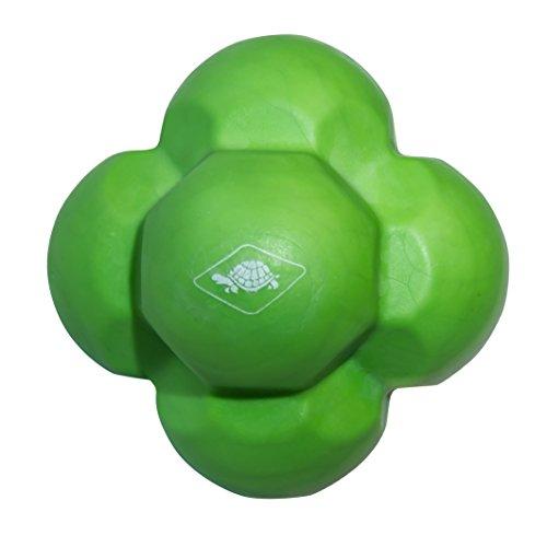 Schildkröt Reaction Ball, Grün, in 4-Farb Karton, 960076