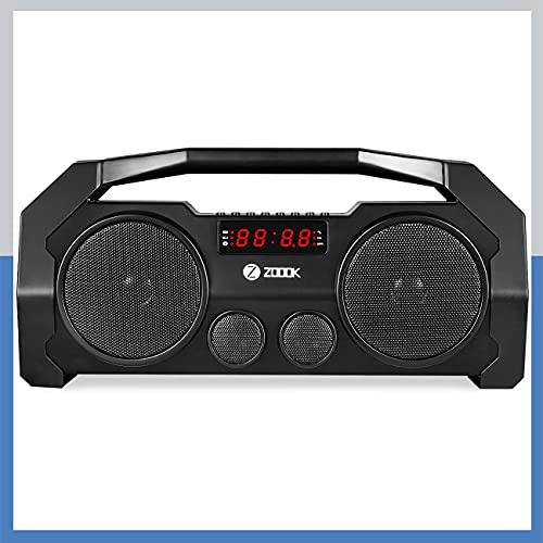 Zoook Rocker Boombox+ 32W Bluetooth Party Speaker with...