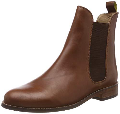 Joules Damen Westbourne Chelsea Boots, Braun (Tan Tan), 40/41 EU