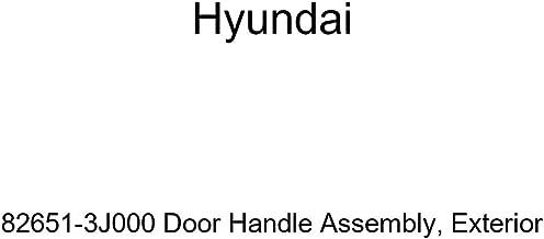 Genuine Hyundai 82651-3J000 Door Handle Assembly, Exterior