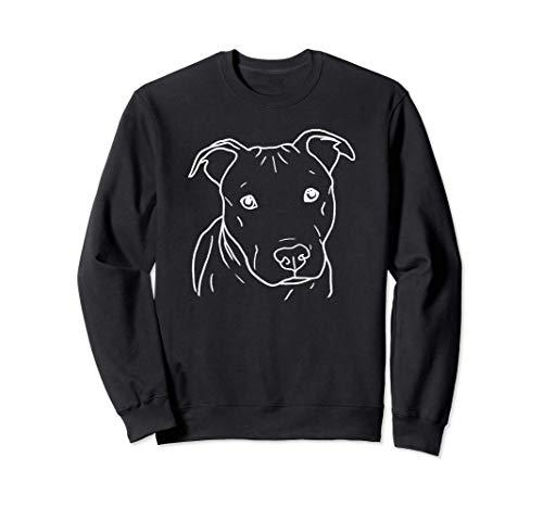 Pitbull Regalo amante de los perros Sudadera