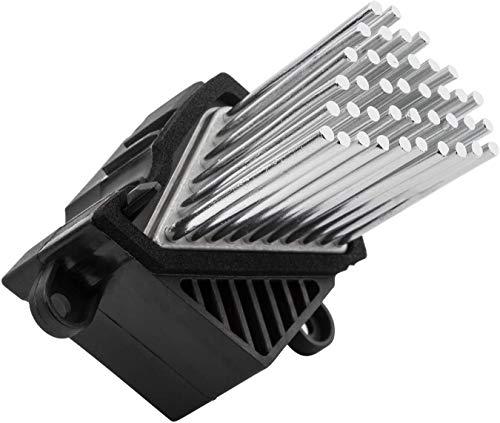 Heater Motor Fan Blower Resistor Compatible with E46 E39 E53 M3 M5 X5 X3 Series Replace OE 64116923204