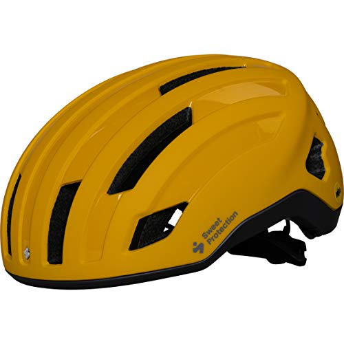 Sweet Protection Unisex-Adult Outrider MIPS Helmet, Matte Chopper Orange, Large