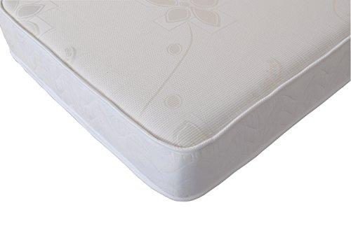 eXtreme comfort ltd Shorty Size Ortho reflex foam mattress 8' deep No springs (75 x 175cm) FB008