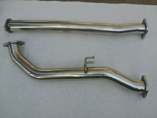 Depo Racing Genesis 2.0t mid pipe set