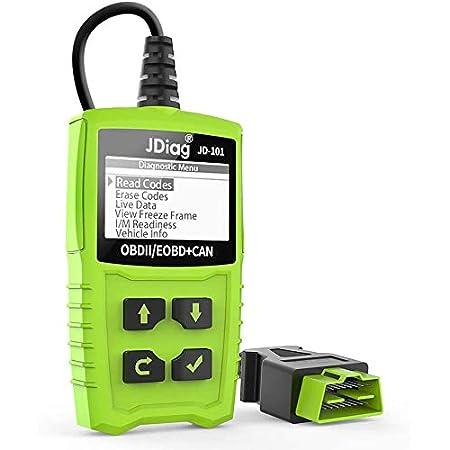 Autodia Sx40 Can Bus Diagnose Obd2 Eobd Handscanner Auf Deutsch Auto