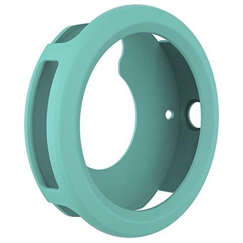 winnerruby Carcasa Protectora de Silicona Suave, 45,4 mm de diámetro, Wie Zeigen g