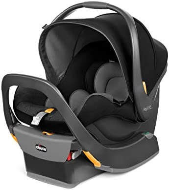 Chicco KeyFit 35 Infant Car Seat Onyx Black product image