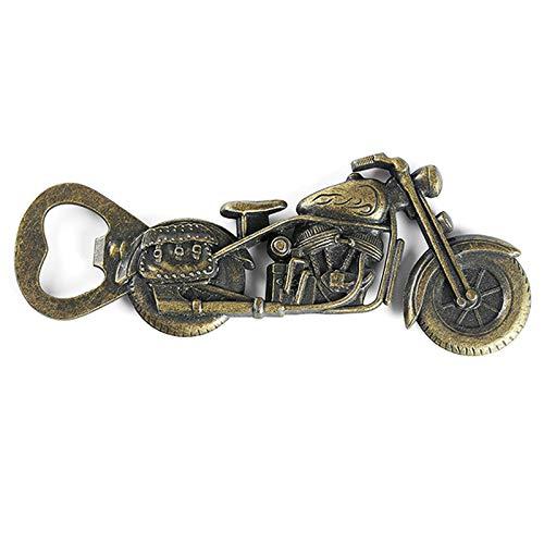 Yuui, biberon vintage per moto, con apertura unica, ideale per feste di compleanno