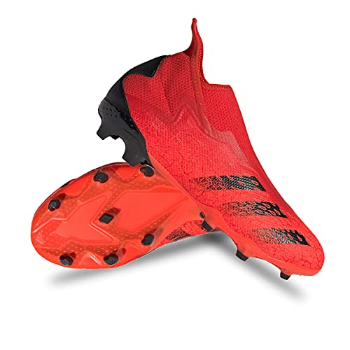 adidas Herren Predator Freak .3 LL FG Leichtathletik-Schuh, Rot (Negbás Rojsol), 39 1/3 EU