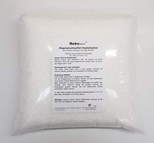 Rekosan ® Magnesiumsulfat,Bittersalz,...